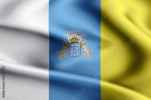 In de dag Canarische Eilanden Canary Islands
