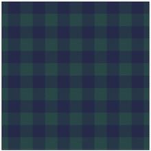 Green And Blue Lumberjack Patterns