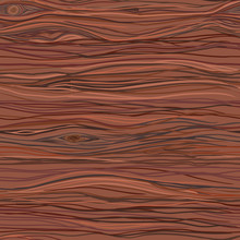 Abstract, Seamless, Flat, Wooden Texture