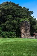Old Sugar Mill Of Koloa, Kauai...