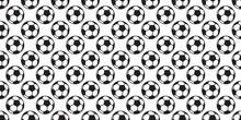Soccer Ball Seamless Pattern V...