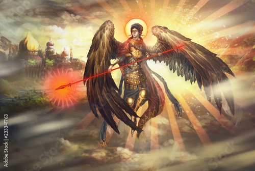 Foto  Saint Michael the Archangel