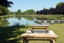 Noyers-sur-Cher, Plan D'eau Am...