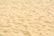 The beach sand texture full frame background
