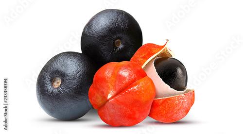 Fotografía  Açaí e Guaraná Frutas