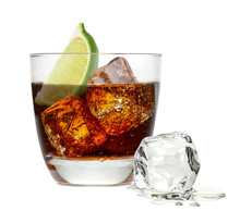 Cuba Libre Drink Or Tequila Co...