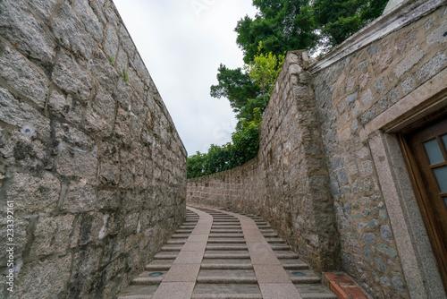 Fotografiet  要塞の内部