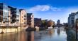 Leeds waterfront, urban regeneration