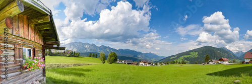 Panorama Steiermark / Österreich