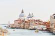 Santa Maria della Salute mit Boot zwei