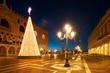 Weihnachtsbaum Stern Markusplatz