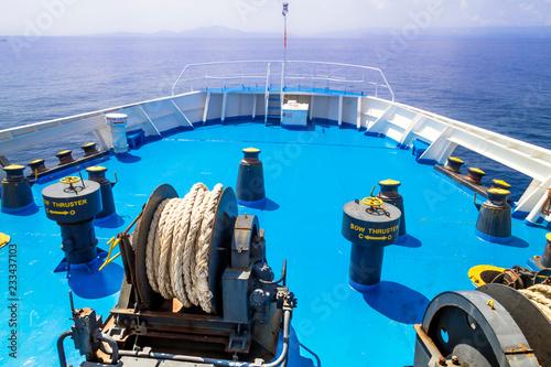 Fotografia  Ferry equipment