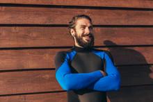 Male Surfer Lifestyle Portrait...