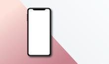 Modern Frameless Smartphone Mo...