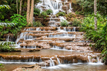 Pha Charoen Waterfall, Phop Ph...