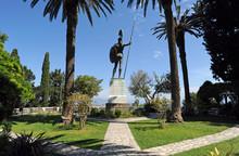 La Statue D'Achille Victorieux...
