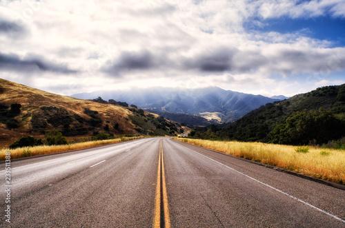 Papiers peints Route 66 Along the PCH