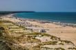 Warnemünde, Strand mit Dünen