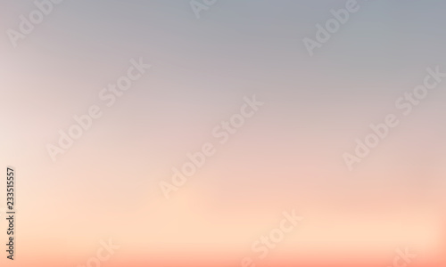 Photo Vector gradient blurred background. Natural color.