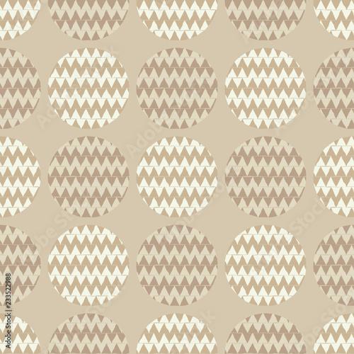 Fotografía  Polka dot seamless pattern