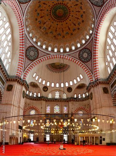 Photo  Süleymaniye Mosque