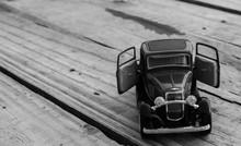 Scale Model Mini Toy Car