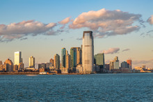 Jersey City From Hudson River ...