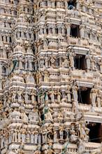 Hindu Temple Roof