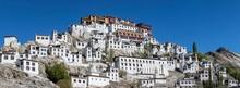 Thiksey Monastery, Ladakh, Kashmir, India, Asia