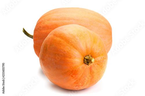 Pumpkin vegetable closeup