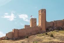 Castle Of Molina De Aragón