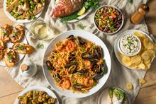 Holiday Italian Feast Of 7 Fis...