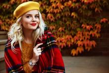 Colorful, Cozy Autumn, Fashion...