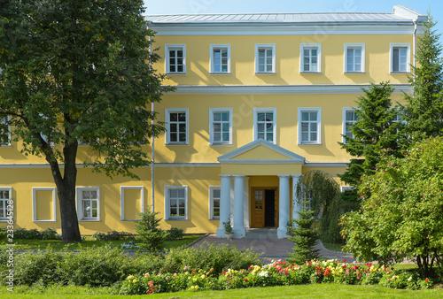 Valokuva  Sergiev Posad, Russia Treasury housing fraternal kelly in Holy Trinity Of St