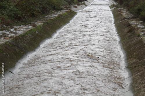 Fotografía  Canale d'acqua - Scolmatore
