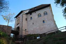 Wartburg In Eisenach, Thuringi...