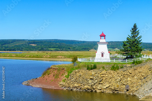 Photo Anderson Hollow Lighthouse, in New Brunswick
