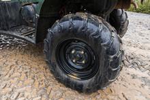 泥とタイヤ Off-road Tires And Mud