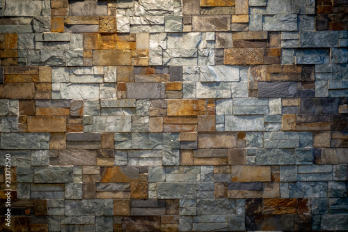 Stacked Slabs Walls Stone Texture Seamless Buy This Stock
