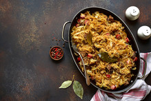 Bigos - Cabbage Stewed With Me...