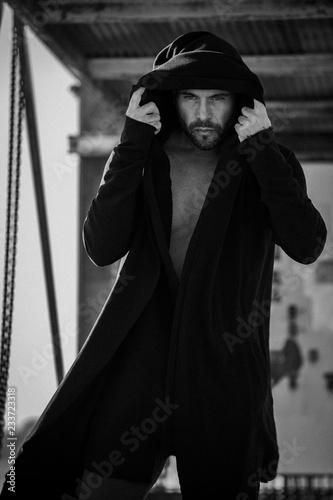 Fotografie, Obraz  mode homme