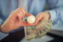 Bitcoin I Plik Banknotów