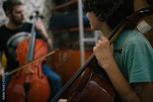 Photo Cello Lessons