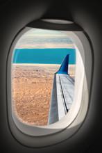 Red Sea And Sahara Desert - Eg...
