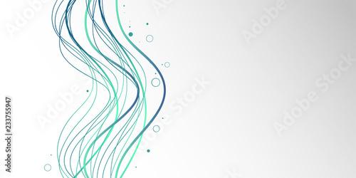 Valokuva  sfondo, grafica, linee, ondeggiate, onda