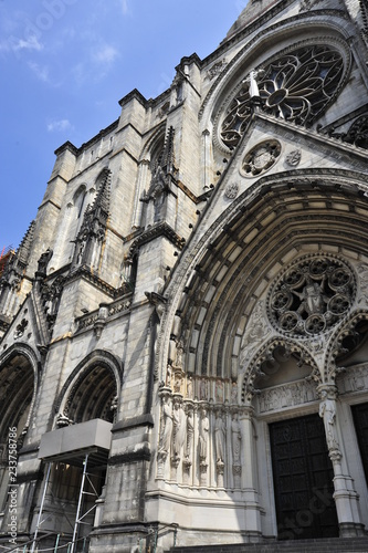 Fotografie, Obraz  The enormous exterior of St