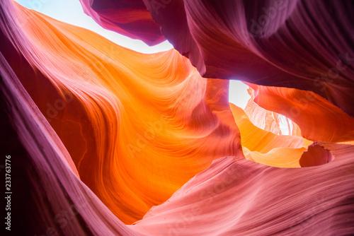 Foto op Canvas Antilope Antelope canyon in Arizona, USA