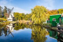 Historic Dutch Scene With An O...