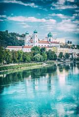 Saint Stephen's cathedral, Passau, Germany