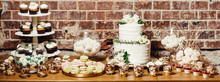 Wedding Catering, Table With M...